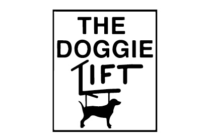 the doggie lift logo